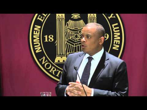 Charlotte, NC Mayor Anthony Foxx talks about the marketability of lawyers