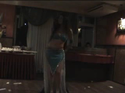 Alanya 2008 Vega Star hotel Bellydance Mavedans Video