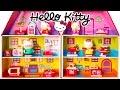 Hello Kitty Mini Doll House Playset HELLO KITTY Sanrio REVIEW mp3