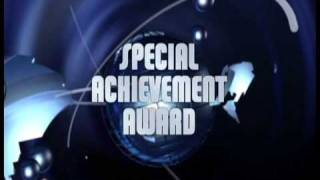 Mariah Carey Accepting Special Achievement Award at the WMAs