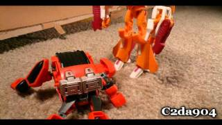 An Animated War - Botcon 2011 Film Contest Entry