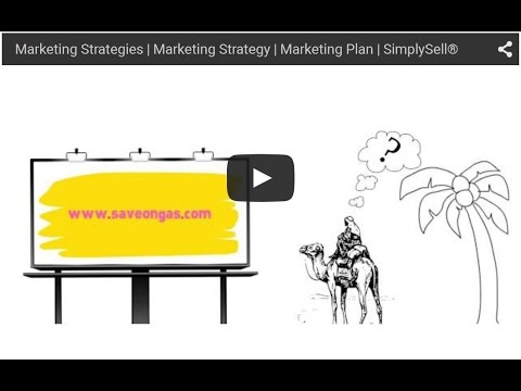 Marketing Strategies | Marketing Strategy | Marketing Plan | SimplySell&Acirc;&reg;