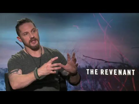 Tom Hardy Revenant Interview