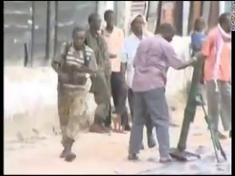 Somalia War 2009  Shocking Video 1