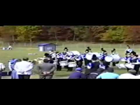 Starmount High School Drumline 1992
