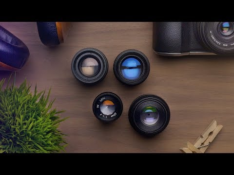 4 Camera Lenses Under $32 for Sony and Panasonic