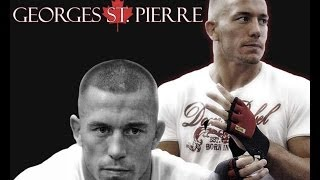 Georges St-Pierre Striking Combos for MMA