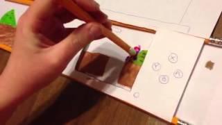 Jeremy's Paper Nintendo DS