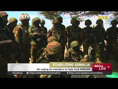 AU Urging Its Members To Help Fund AMISOM