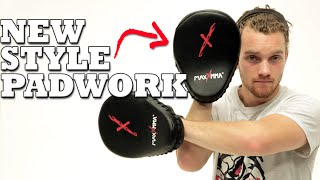 New Style of Boxing/MMA Padwork for Developing Accuracy
