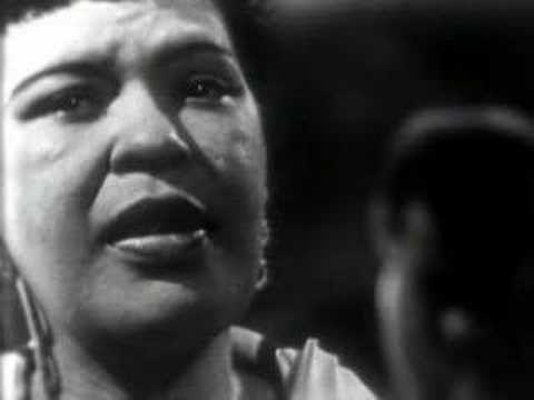 Billie Holiday, My Man Video