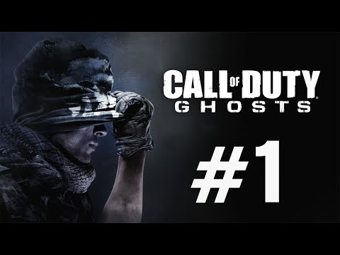 Call of Duty Ghosts Gameplay Walkthrough Part 1 Campaign – CoD Ghosts