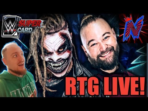 Noology WWE SuperCard Season 5 LIVE NOW ROAD TO GLORY!