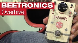 download musica Beetronics OVERHIVE Overdrive-Pedal- von session