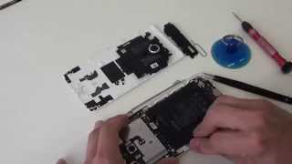 LeTV X600 teardown [How to disassemble] by GizChina.it