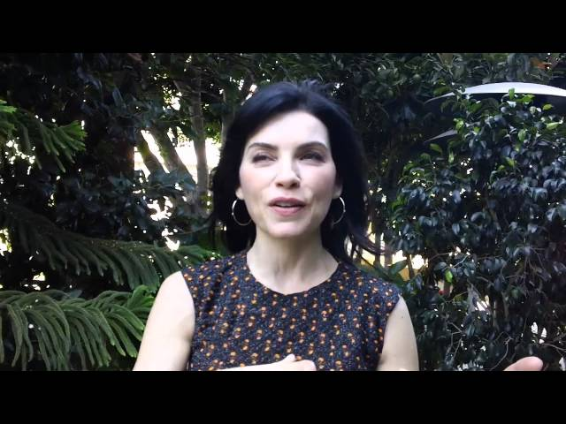 Julianna Margulies and the power of women,on and off screen
