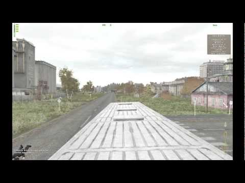Dayz Bait Bus At Cherno video