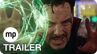 Marvels DOCTOR STRANGE Trailer 2 German Deutsch (2016)