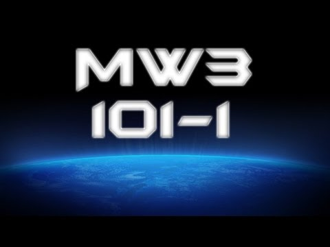MW3: 101-1 Domination KD Gameplay!