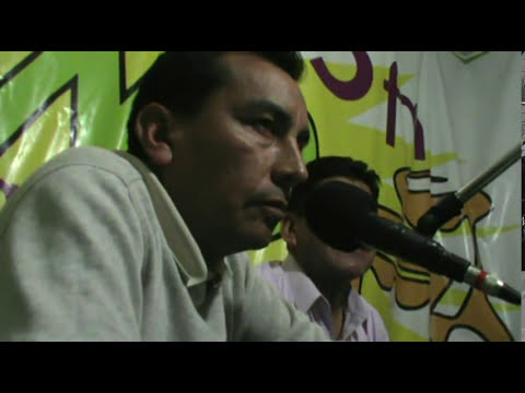 ENTREVISTA AL PROXIMO CANDIDATO PARA LA REGION HUANCAVELICA ING.JULIAN ZORRILLA MONGE