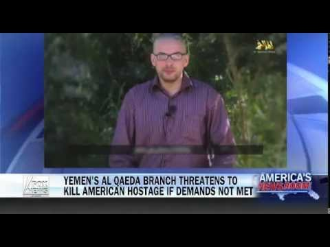 Breaking News 2014 December Top al-Qaida leader Yemen blames Obama hostages deaths