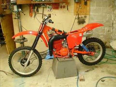 1978 cr250r elsinore