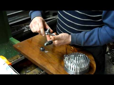 Installation instructions for compression release of CR Machine Fred Head cylinder head