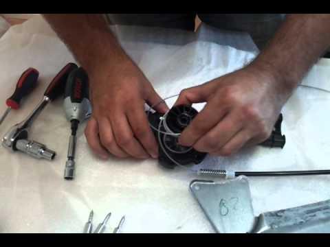 Renault Megane Ii Cabrio Fensterheber Reparaturanleitung