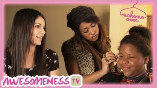 Make Me Over - Macbarbie07 Makes Over Tahara - Make Me Over Ep.1
