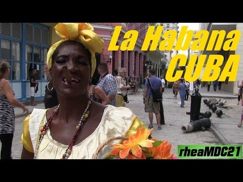 Travel to Caribbean: My Trip to CUBA - Wandering in La Habana (Havana)