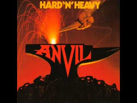 Anvil - Paint It Black