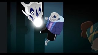 Top 5 SANS FIGHT Undertale Animations! [HD]
