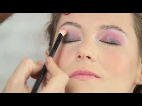 "TUTORIAL MAKE UP – PUNTATA 3 #naillab ""Pink Macramé"" 