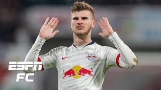 Could Timo Werner leave RB Leipzig for Chelsea or Liverpool? | Transfer Rater