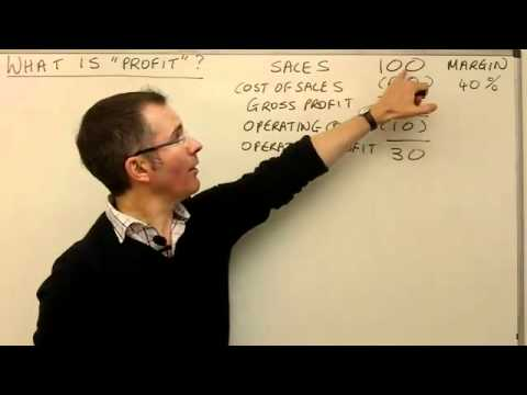 What is profit? - MoneyWeek Investment Tutorials