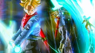 Dragon Ball Xenoverse 2: FREE DLC Pack 4 : DBS Future Trunks (SWORD OF HOPE) Gameplay【60FPS 1080P】