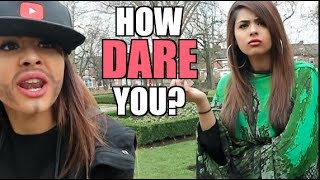 How Dare you?!  (The Bushra series)| Browngirlproblems1