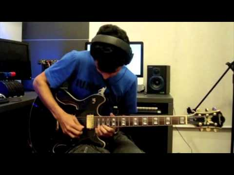 The Red One - John Scofield&Pat Metheny (Backing Track Available)
