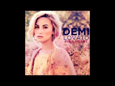 Demi Lovato Fix Heart Covered Danique Paffen