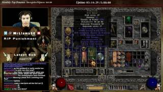 Diablo 2 - How to build your own Sorceress from Scratch! - MF Wrap up