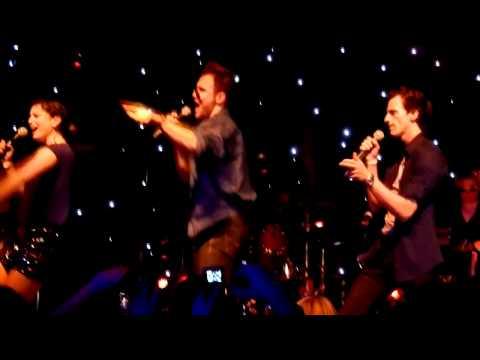 StarKid Toronto SPACE Tour - Kick It Up A Notch part 1