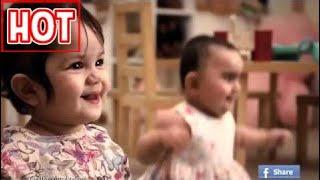 [Hài Vô Đối ] clip quảng cáo em bé nhảy hài hước vô đối