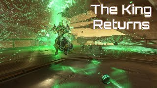 IN-DEPTH Space Balls - Vauban's Rework | WarFrame gameplay