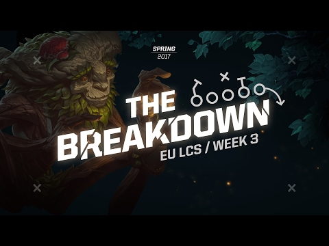 The Breakdown with Jatt: Ivern's Competitive Strengths (EU LCS Spring Week 3)