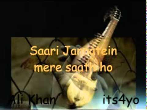 Rabab mere haath main tera hath ho wd laryics