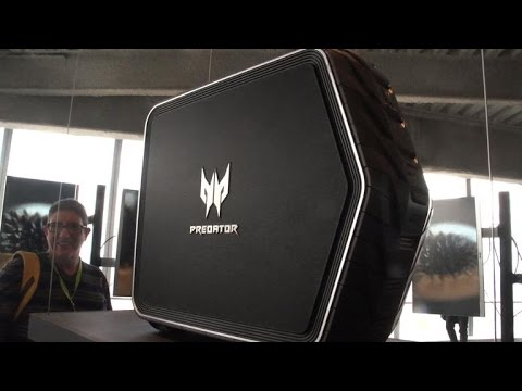 New Predator gaming line from Acer includes a curved G-Sync display