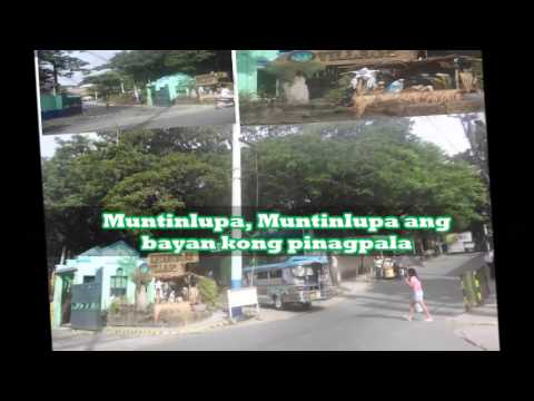 Muntinlupa March With Lyrics 2013 video