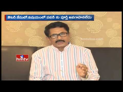 Murali Mohan Responds on Pawan Kalyan Comments | Land Acquisition Act | HMTV Photo Image Pic