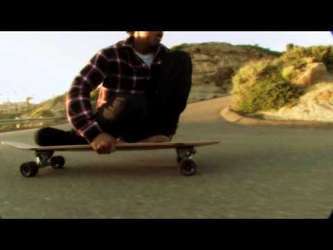 Gravity Skateboards - Shane Hildalgo - Blacks Beach
