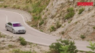 Audi A8 L | First Drive Review | OVERDRIVE